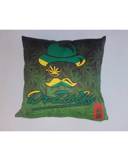Poduszka Cannabis - Dr Ziółko