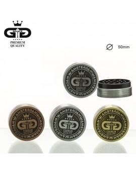 Młynek metalowy Grace Glass - 2 częściowy