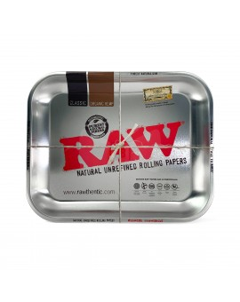 Tacka RAW Silver Medium
