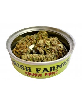 Irish Farmer CBD Hemp Flowers by Norman Parke