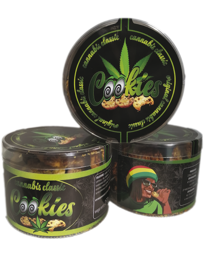 Cannabis Classic Cookies