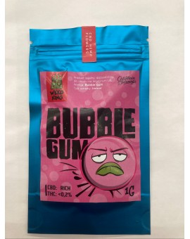 Bubble Gum Susz Konopny CBD Weed King 1g