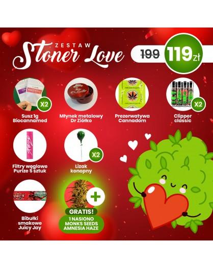 Zestaw Stoner Love Walentynki