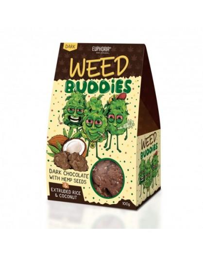 ciasteczka czekoladowe Weed Buddies
