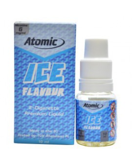 LIQUID ATOMIC || 10 ML || 6 MG || ICE FLAVOUR