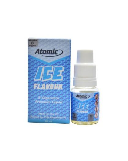 LIQUID ATOMIC || 10 ML || 6 MG || ICE FLAVOUR