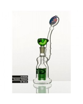 "FAJKA WODNA ""GLASS PERCULATOR BONG"" 