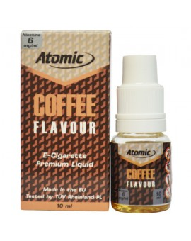 LIQUID ATOMIC || 10 ML || COFFE FLAVOUR