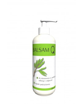 Balsam Q 500ml łagodzący podrażnienia