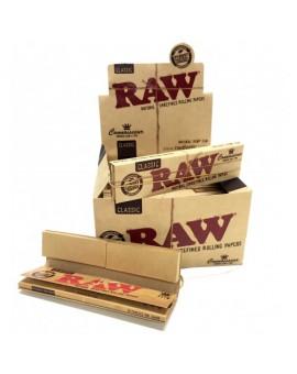 Bibułki RAW Connoisseur