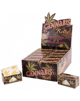 Bibułki Cannabis - Rolka