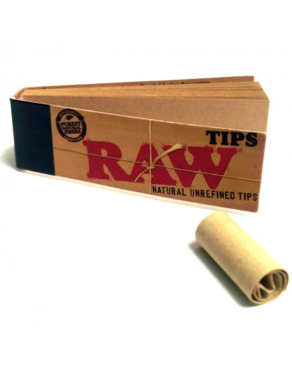 RAW Tipy 50szt.